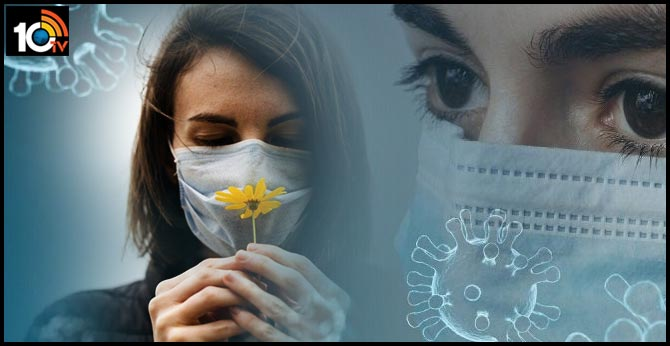 Some Coronavirus Patients Loss Of Smell Senses Study Finds