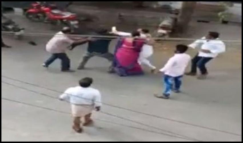 సత్తెనపల్లిలో ఉద్రిక్తత..స్వతంత్ర అభ్యర్థిని భర్తపై జనసేన కార్యకర్తల దాడి